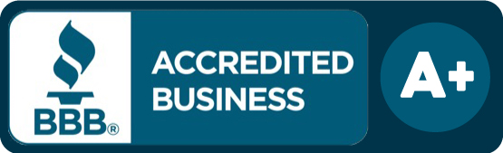 Not Just Carpet is Accredited by the Better Business Bureau with an A+ Rating